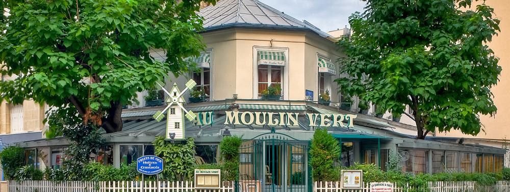 Moulin Vert